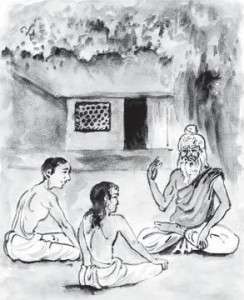 Education in the Vedic Age